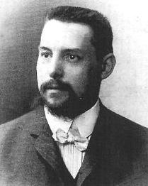 Морис Берже (фото 1910 г.)