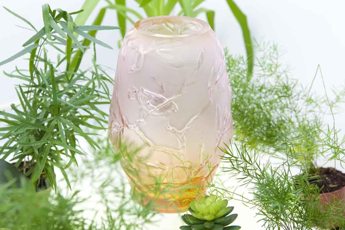Vase Mésange Aurore
