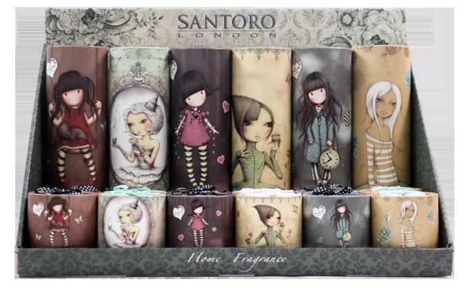 Santoro Display picture