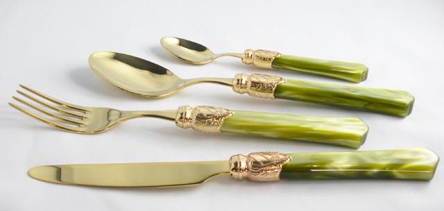 7Vittoria Gold Green