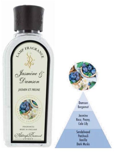 Jasmine & Damson