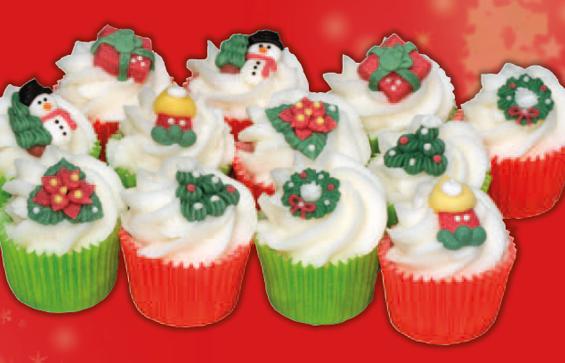 Mini Cupcakes Praline
