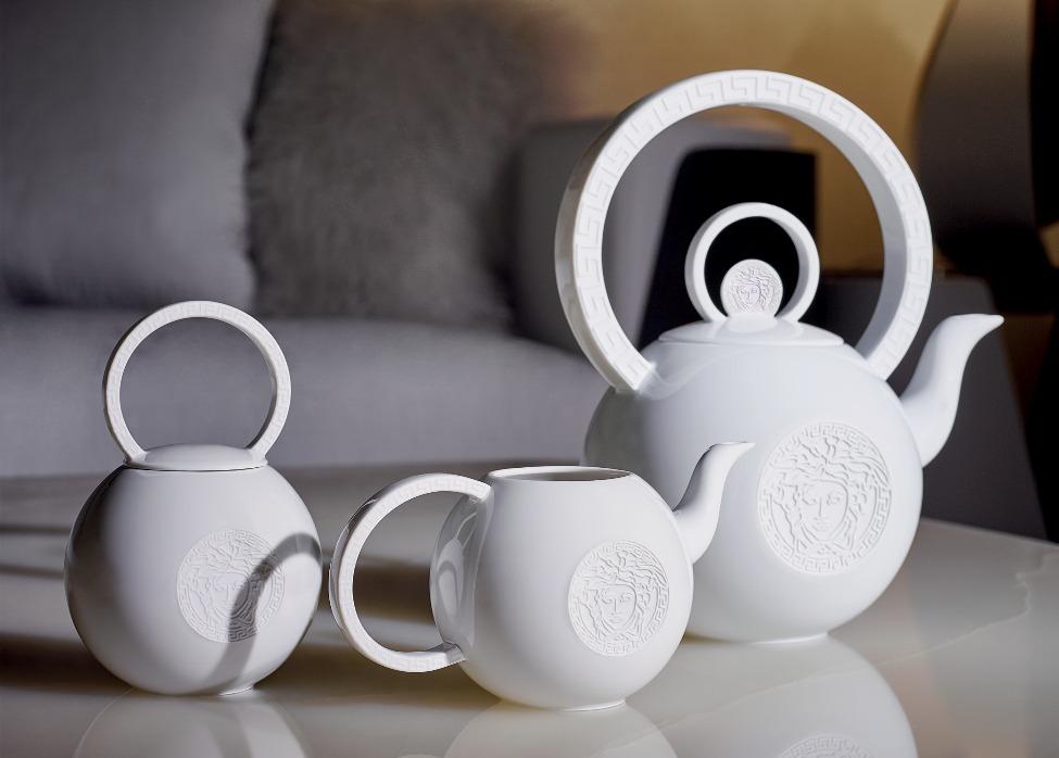 Tea-Sets – »Baroque Punk« – »La Medusa«